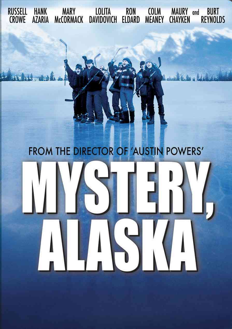 MYSTERY ALASKA BY CROWE,RUSSELL (DVD)