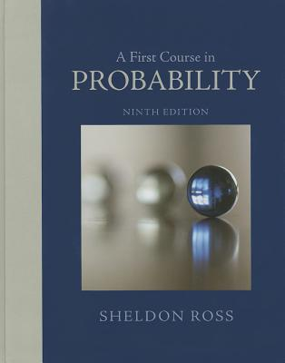 A First Course in Probability By Ross, Sheldon