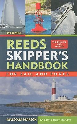 Reeds Skipper's Handbook By Pearson, Malcolm