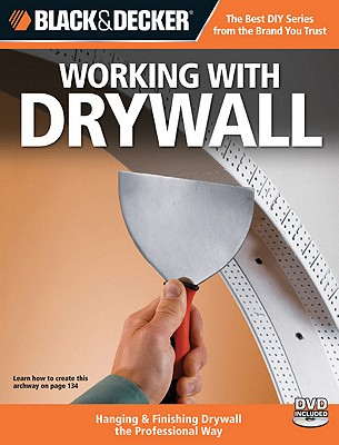 Black & Decker Working With Drywall By Creative Publishing International, Inc. (COR)